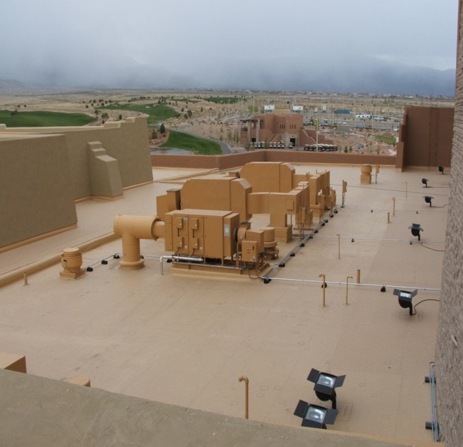 Electrostatic precipitators from Sacramento, CA installed in the Sandia Casino & Resort