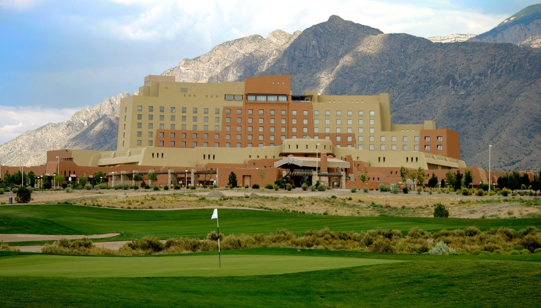 Matrix SP7 detergent for Trion client the Sandia Casino & Resort