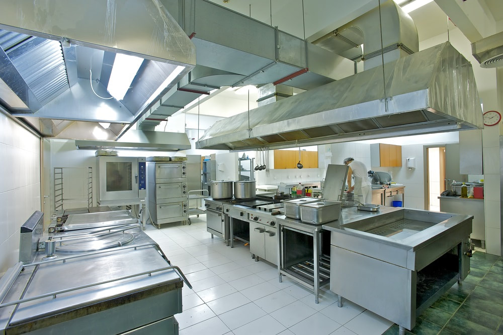 Commercial kitchen exhaust filtration in San Jose, CA