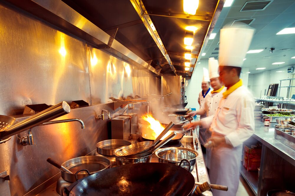 Commercial kitchen cooking systems San Jose, CA