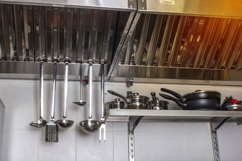 Cleaning for commercial kitchen exhaust filtration system San Jose, CA
