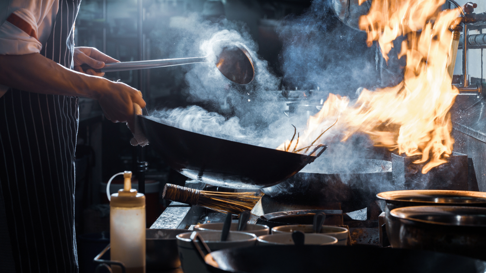 Restaurant in need of a commercial cooking exhaust system in San Francisco, CA
