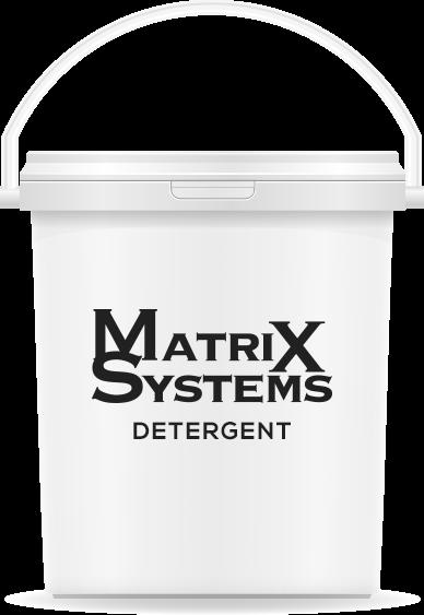 Matrix SP7 detergent for Trion