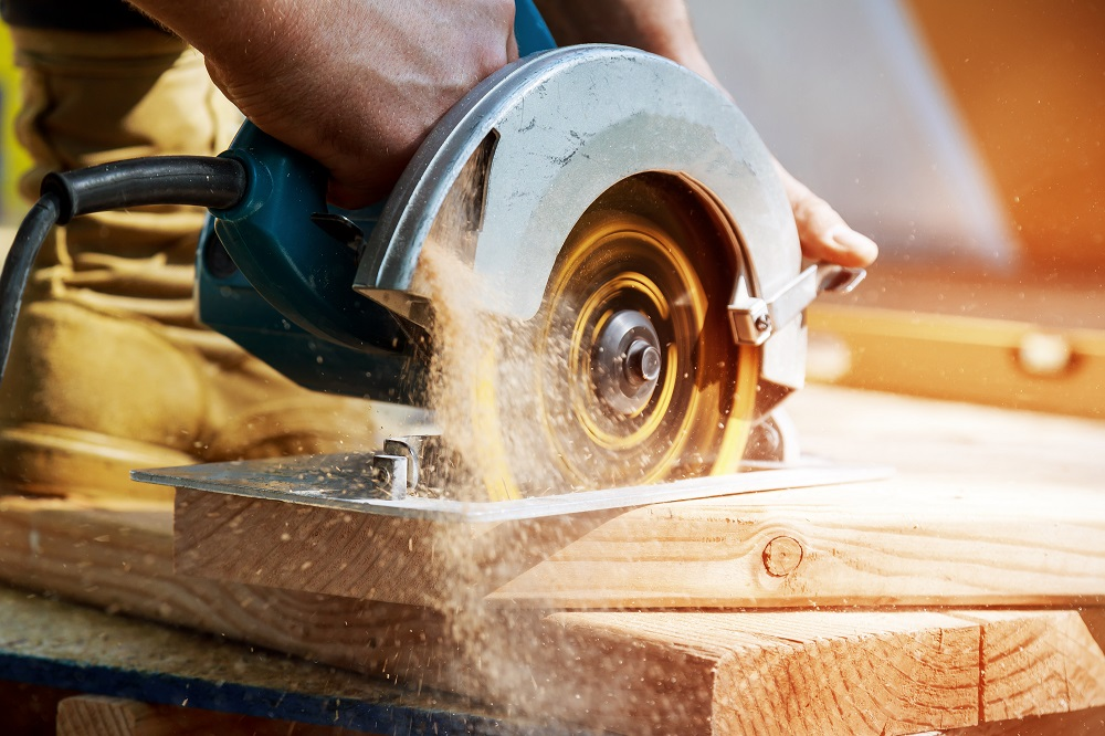 Woodworking industry benefits from dust collectors